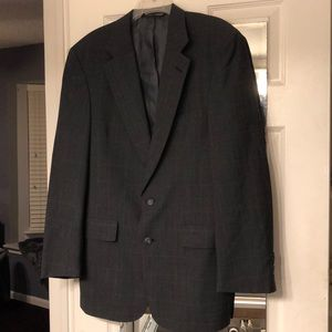 Austin Reed Suits Blazers London England 2piece Suit 41 R Black Poshmark